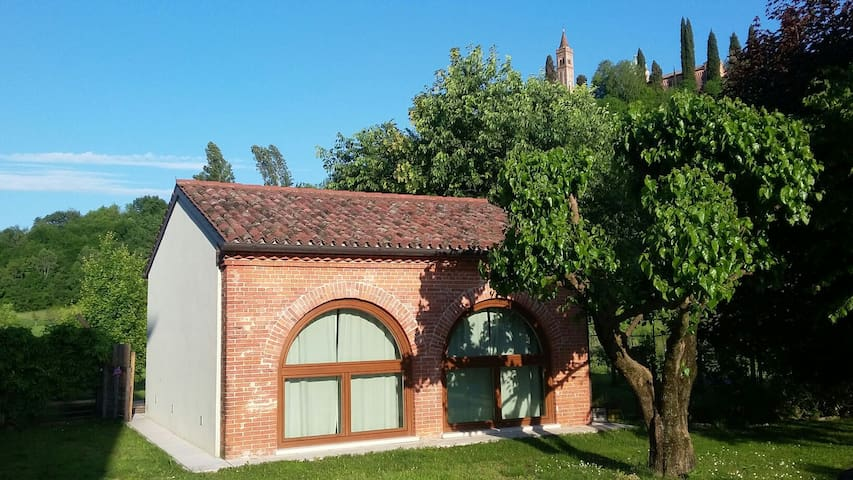 Lovely single house close to Asolo - San Zenone degli Ezzelini - Huis