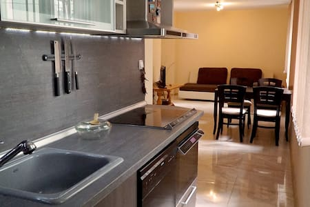 Apartment City Center & Fresh City Market (55 qm) - Apartment