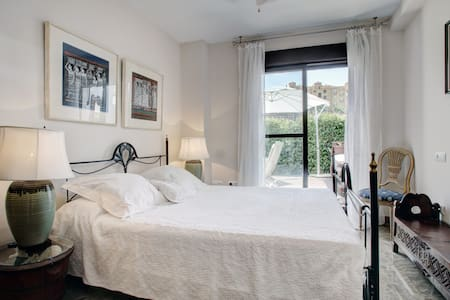 Elegant 1 bed with terrace - Wohnung