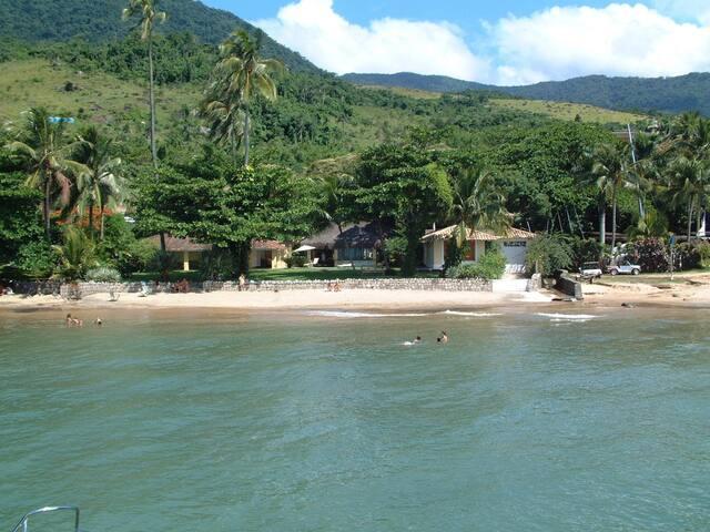 Ihabela Casa Praia frente para o Mar