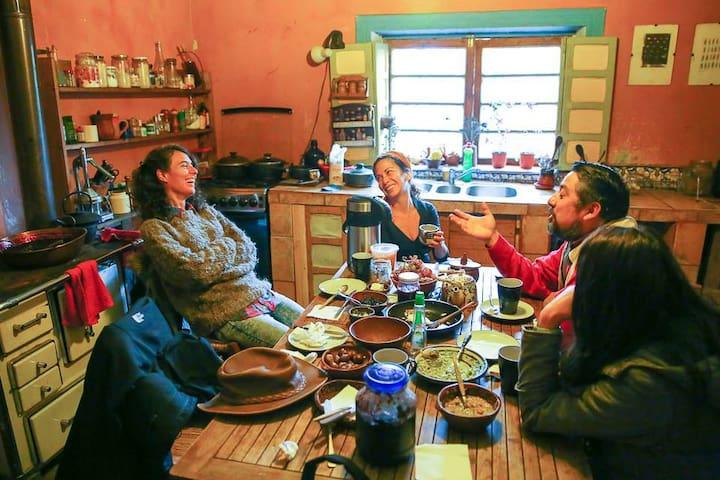 Posada El Molino, alojamiento rural