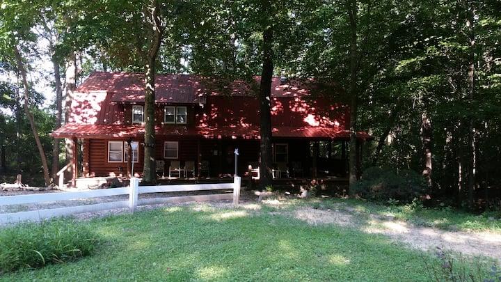 Braselton Log Cabin, Chateau Elan, Rd Atl