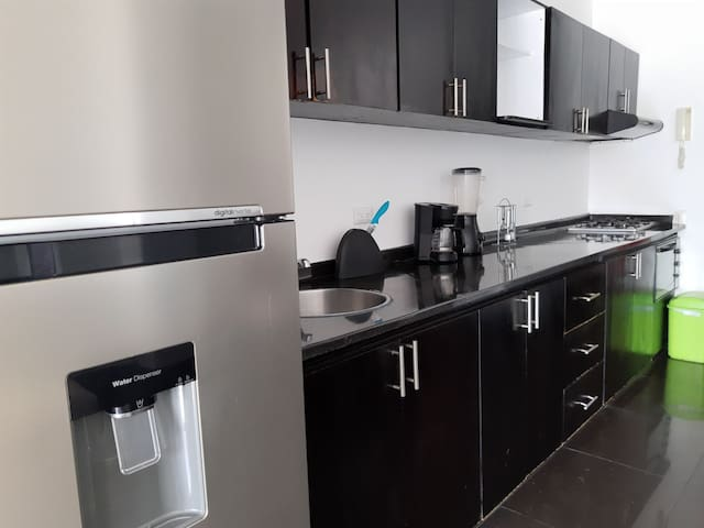 Apartamento Amoblado Tequendama Imbanaco 04