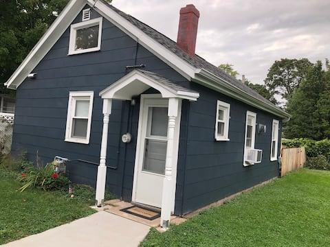 アップルトン・ゲストハウスはダウンタウンに近いです。