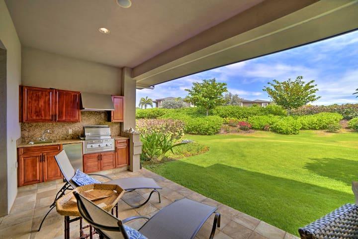 Luxurious Mauna Lani Resort Townhome w/ Lanai!