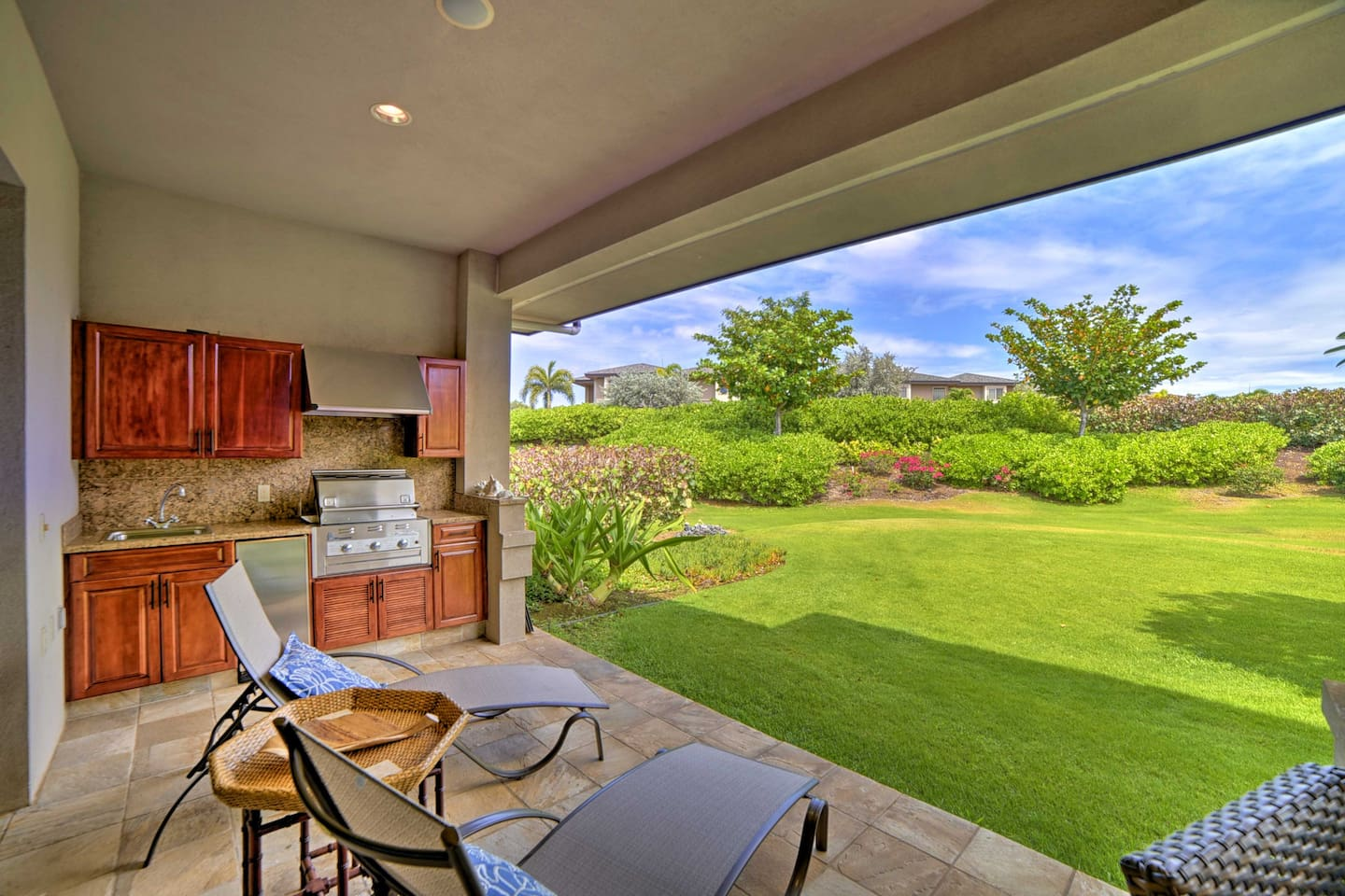 Live the island life in this 3-bed, 3.5-bath Puako vacation rental townhouse!