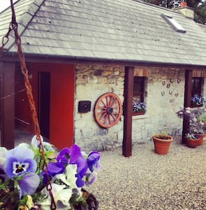 Old world charm country cottage near Adare - Limerick - Blockhütte