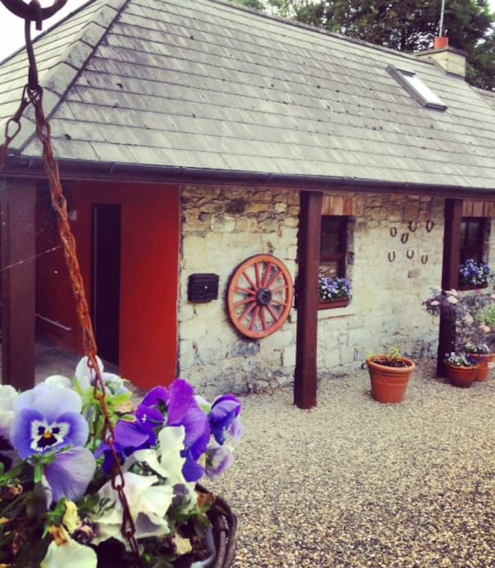 Old world charm country cottage near Adare