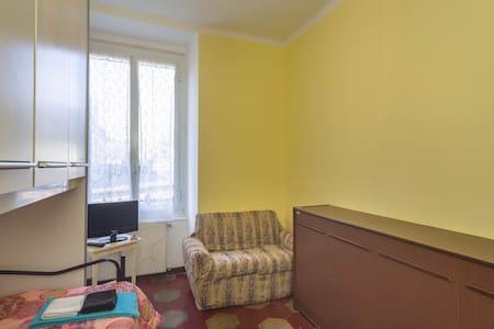 Single Room  in Genoa-Pegli - Genova - Huoneisto