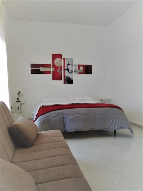 Apartment in the Centre of Sicily