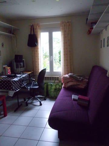 studio - Le Mans - Wohnung