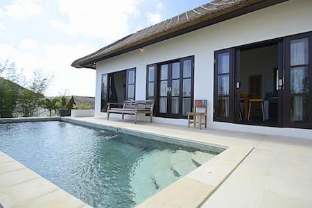 Nice villa DR 2 bd