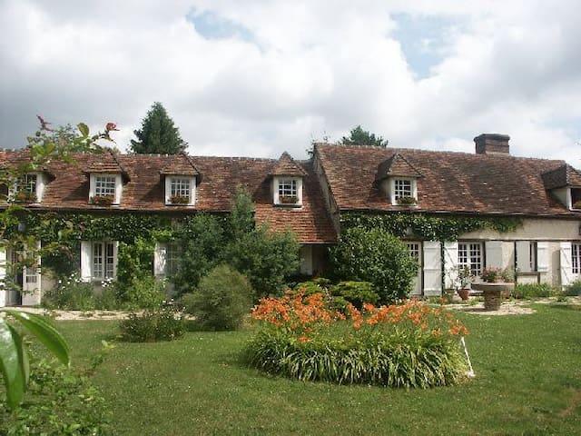 Une demeure de charme du XIX ème - Labosse - Huis