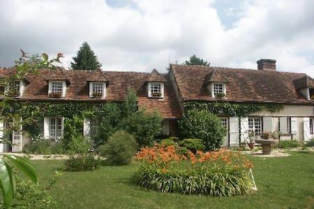Une demeure de charme du XIX ème - Labosse - Casa