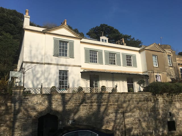 Beautiful 4 bedroom Georgian House - Clevedon - Hus