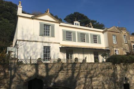 Beautiful 4 bedroom Georgian House - Clevedon - Hus