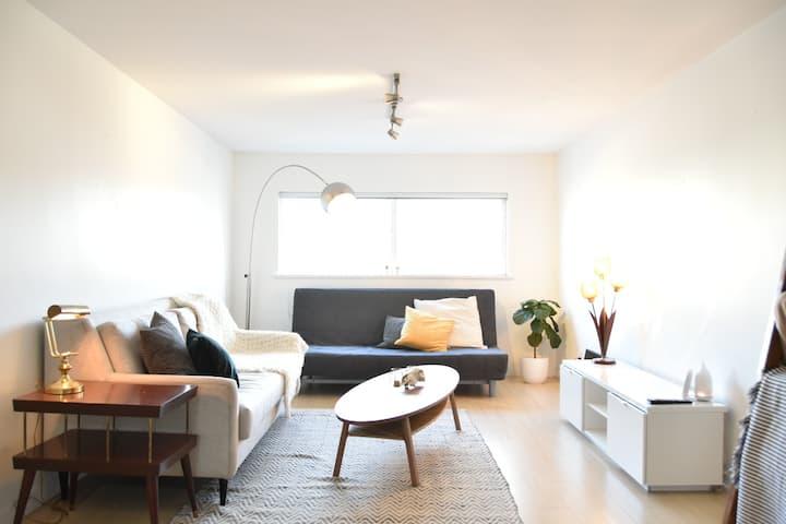 Convenient Suite on Main Street