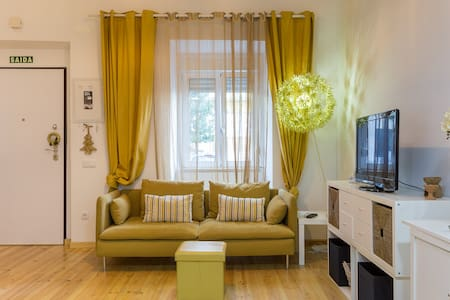 LxRoller Ajuda Cottage by Belem - Lisboa - Rumah