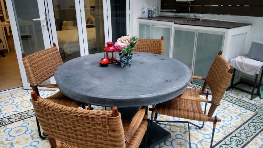 good location Wan Chai - Hong Kong - Lägenhet