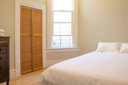 Quiet Room with Closet - San Francisco - Apartment