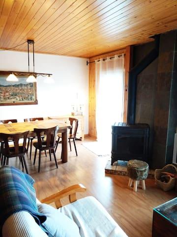 Precioso apartamento en la Cerdanya (6 personas)