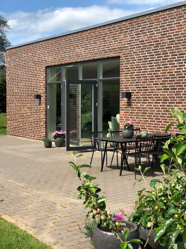 Cozy house close to Aarhus, Beach and Djurs Summer