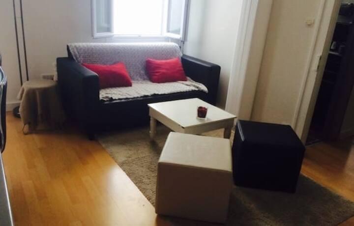 Appartement calme en centre-ville