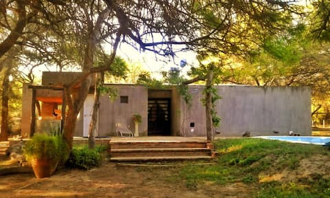 Casa de campo a 20 min del centro de Santiago