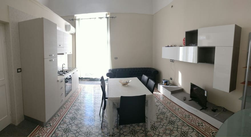 Holiday House Old Town Manfredonia Gargano - Manfredonia - Apartment