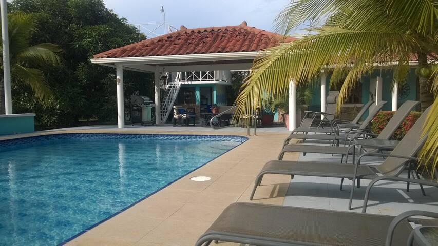 Cute studio loft - Paradise in Panama, Gorgona