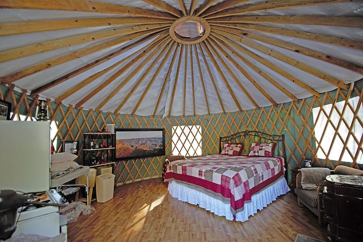Grand Canyon Yurt