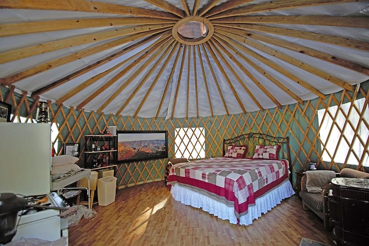 Grand Canyon Yurt