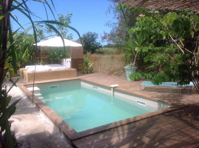Gite Côté Cannes 2 à 3 pers piscine proche mer