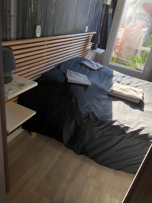 maisonnette du cap du bosc g steh user zur miete in l ge cap ferret aquitanien frankreich. Black Bedroom Furniture Sets. Home Design Ideas