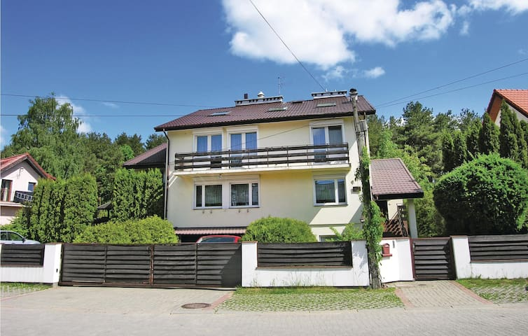 Holiday apartment with 2 bedrooms on 58 m² in Olsztyn
