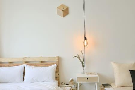新房特惠!【随居】home.8 投影loft挑高公寓近帆船游艇码头 - 厦门 - 公寓