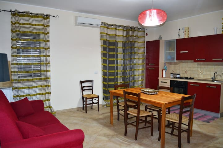 Appartamento a Rometta Marea