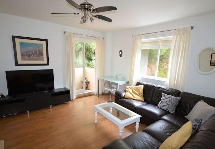 Bright, spacious apartment in Gibraltar