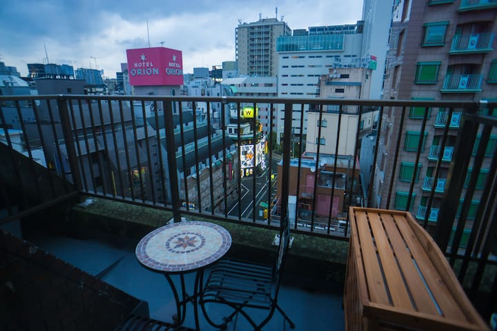 Brand New! 3min walk to Higashi-Shinjuku Station! - Shinjuku-ku - Appartement