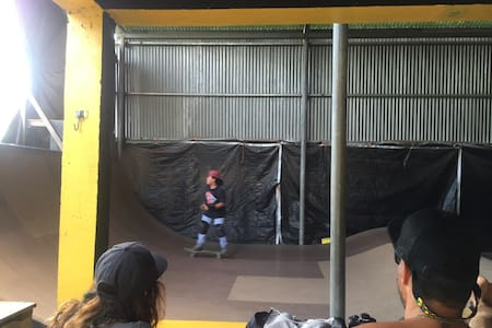 Hostal Aguamala , Skate Ramp - Bocas del toro