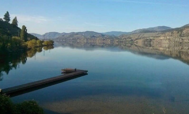 Lake Front Suite On Skaha Lake - Penticton - เกสต์เฮาส์