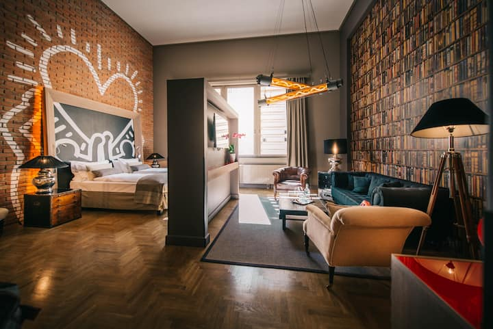 BALTAZÁR Boutique Hotel FAMILY LOFT - Two Bedrooms