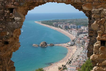 Apartment close to center & beach - Blanes