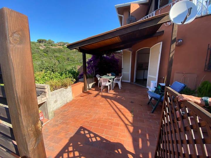 Appartamento Bouganville, Capoliveri, Isola d'Elba