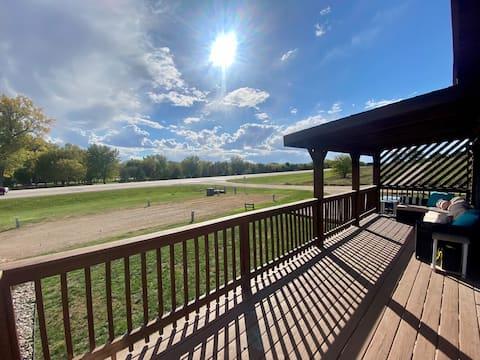 Pierson Ranch Overlook Near Lewis & Clark Lake