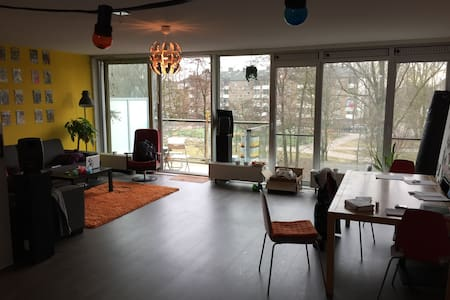 Spacious apparment perfect for couples/families. - Amsterdam