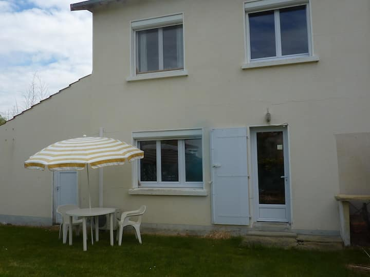 Maison de vacance familiale à Chatelaillon (6 p.)