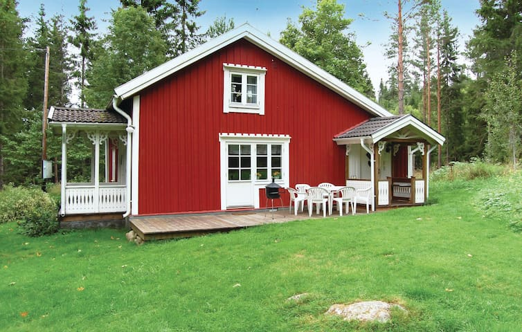 Holiday cottage with 3 bedrooms on 101m² in Vetlanda