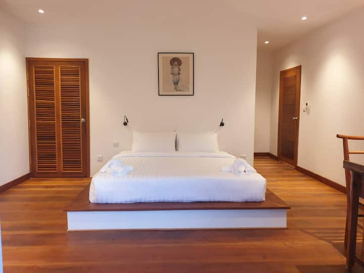 Khla Lodge Double Room - with garden view