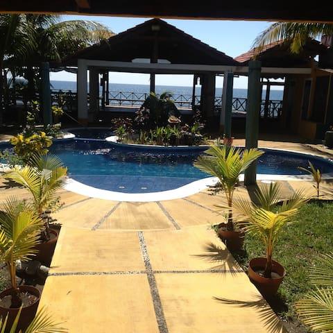 Beach Front, Iztapa, Guatemala - Iztapa - Huis